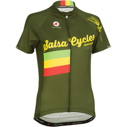 Salsa Team Kit Jersey Green