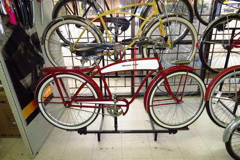 DJ's Antique Bike Museum - Bike Shop Bicycle Store Repair