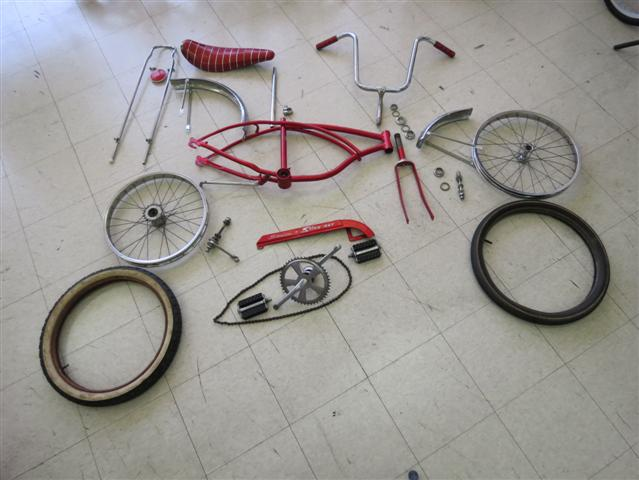 Restoration Services - Bike Shop Bicycle Store Repair Dallas