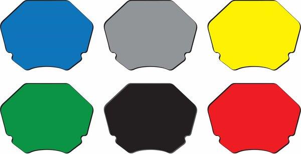 Answer BMX BMX Number & Side Plate Inserts