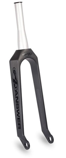 Answer BMX Tapered Dagger Carbon Fork