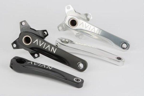Avian Cadence 2-pc BMX Race Cranks