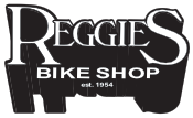Reggie's Bike Shop Logo