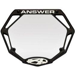 Answer BMX BMX 3D Number Plate