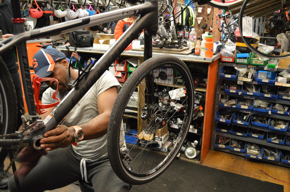 Bike Repair - Brooklyn Bike Shop