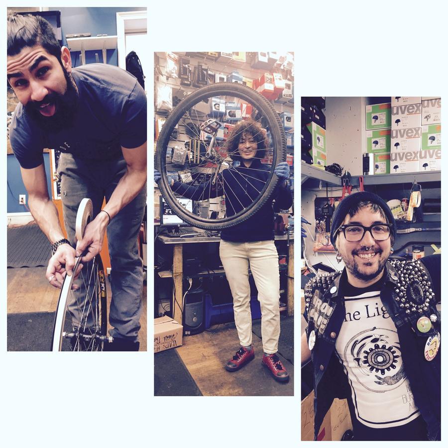 Bike Repair - Our Mechanics