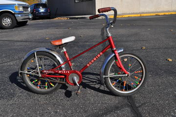 Used Schwinn Pixie w/ Spoke Beads