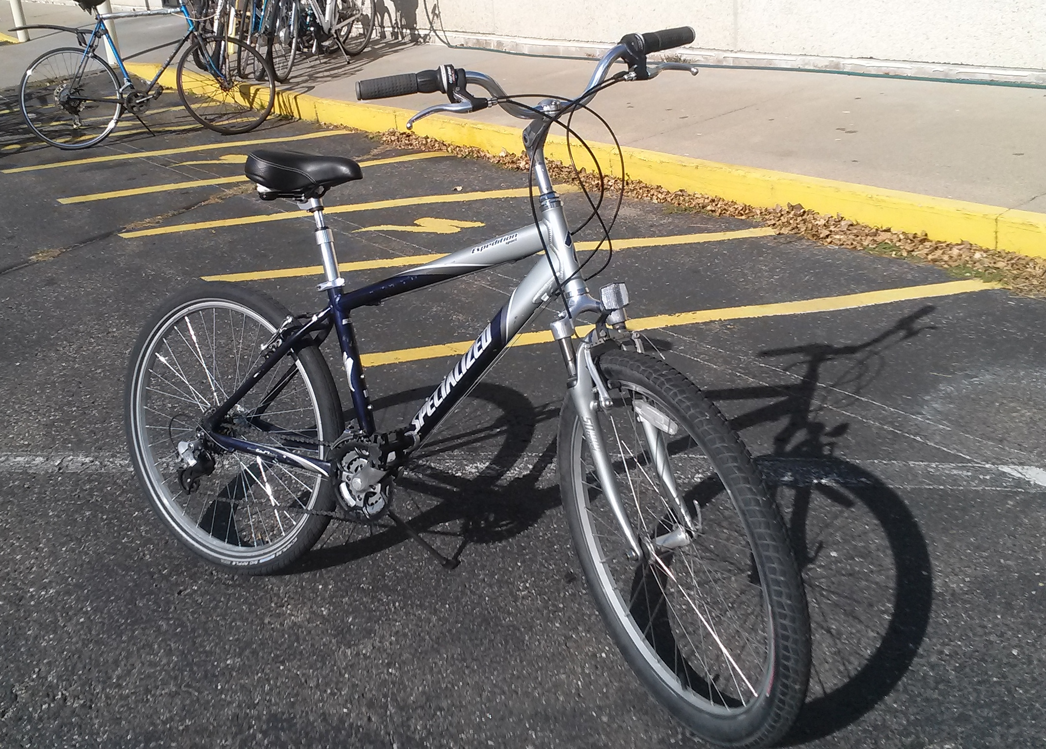 Used Specialized Expedition Sport Cars Bike Shop Mounds