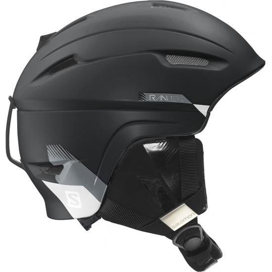 Salomon Ranger 4d Helmet Color: Black