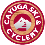 Cayuga Ski & Cyclery Logo