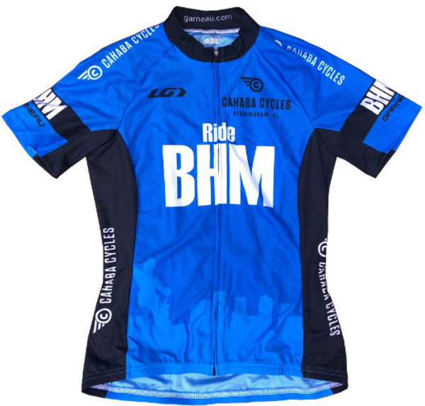 Cahaba Cycles Ride BHM Men's Jersey