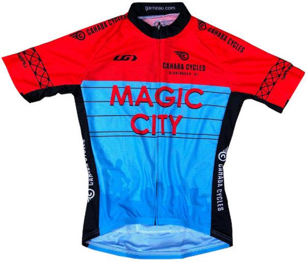Cahaba Cycles Magic City Men's Jersey