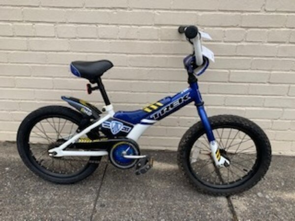 Cahaba Cycles Pre-owned Trek Jet 20 Blue/white