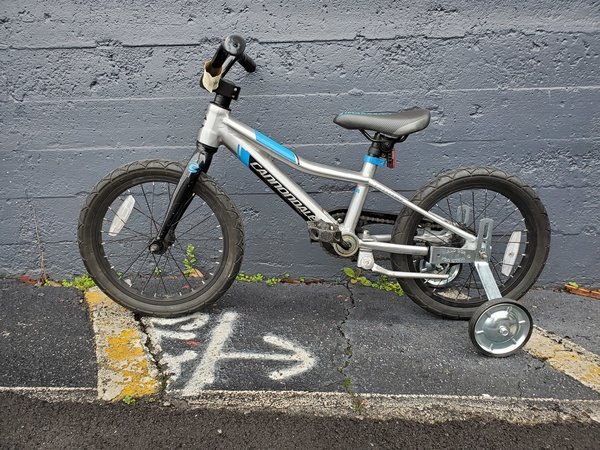 Cahaba Cycles Pre-Owned Cannondale Trail 16in