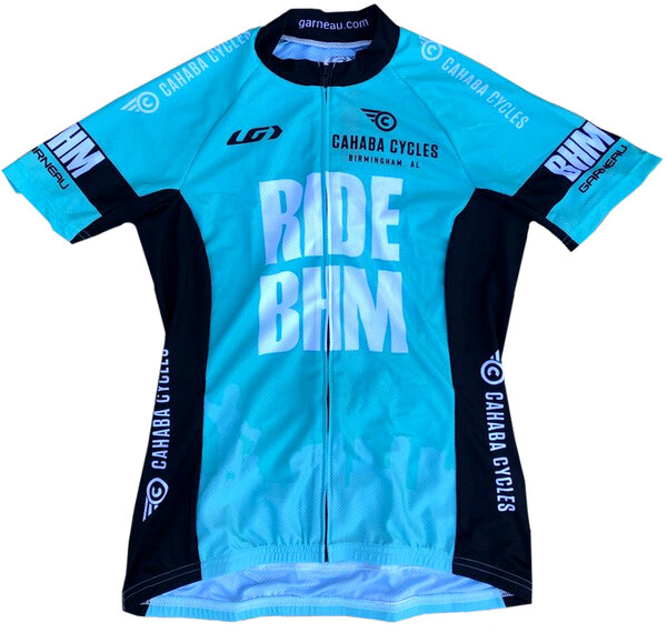 Cahaba Cycles Women's Ride BHAM Jersey