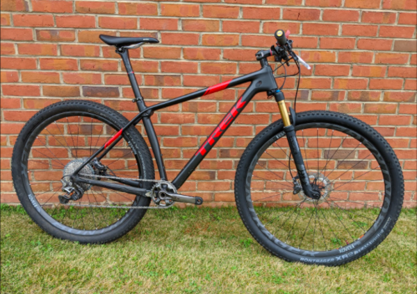 Cahaba Cycles Pre-Owned 2018 Trek Procaliber 9.9 19.5 inch