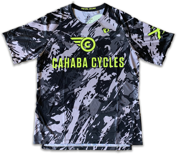 Cahaba Cycles Summit Top Camo Jersey