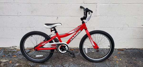 "Cahaba Cycles Pre-Owned Jamis 20"" Red"