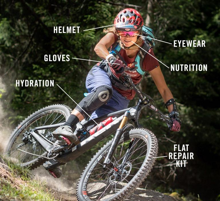 New Bike Essentials - Mountain