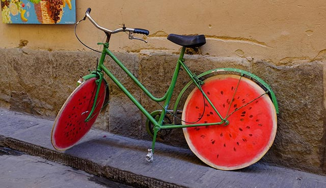 watermelon ride