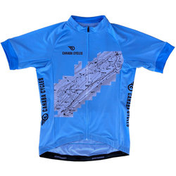 Cahaba Cycles OAK MTN MEN'S JERSEY