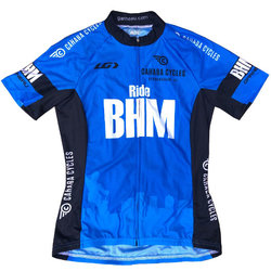 Cahaba Ride BHM Men's Jersey