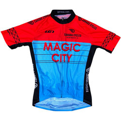 Cahaba Cycles Magic City Men's Jersey