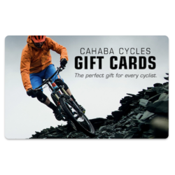 Cahaba Cycles Gift Card