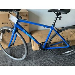 Trek Pre-Owned Trek Domane AL 2 Blue 52CM