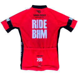 Cahaba Cycles Ride BHAM Jersey