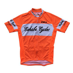 Cahaba Limited Edition Bright Orange Jersey
