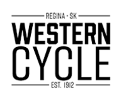 Western Cycle Source for Sports Logo