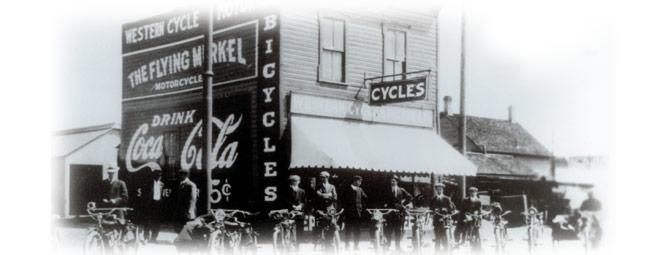 Western Cycle & Motor Co. Ltd., 1912-1916