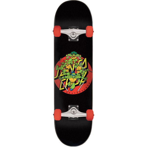 "SantaCruz Santa Cruz Skateboards TMNT Turtle Power Complete Skateboard - 8"" x 31.6"""