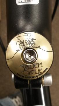 Salem Cycle Threadless Headset Cap