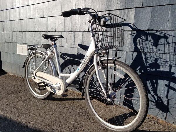 Breezer Used Uptown 7 Zagster Bike