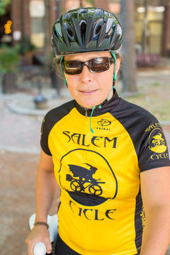 Salem Cycle Short Sleeve Jersey - Women's