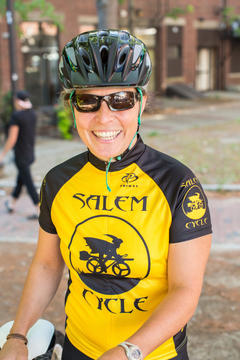 Salem Cycle Short Sleeve Jersey - Men's