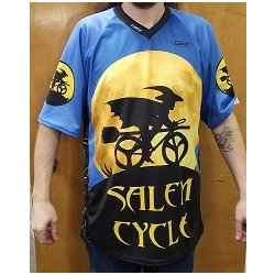 Salem Cycle Salem Cycle Enduro MTB Jersey