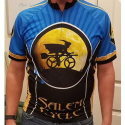 Salem Cycle Witch Jersey
