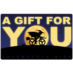 Salem Cycle Gift Cards
