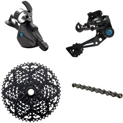BOX Three Prime 9 Wide Multi Shift Groupset
