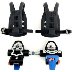 Fit 5 Gear Fit 5 Pedal with Platform Adapters (pair)