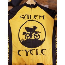 Salem Cycle Men's Jersey with Reflective Pockets