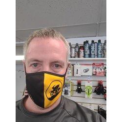 Salem Cycle SC Face Mask - Primal Wear