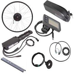 Promovec Promovec Downtube Conversion Kit Electric Assist System 700C Rim Color Black Spokes Color Black Kit