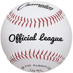 Champion Sports SYNTEX LEATHER BASEBALL