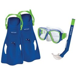 Body Glove MISCHIEF KID SET BLUE/LIME SM