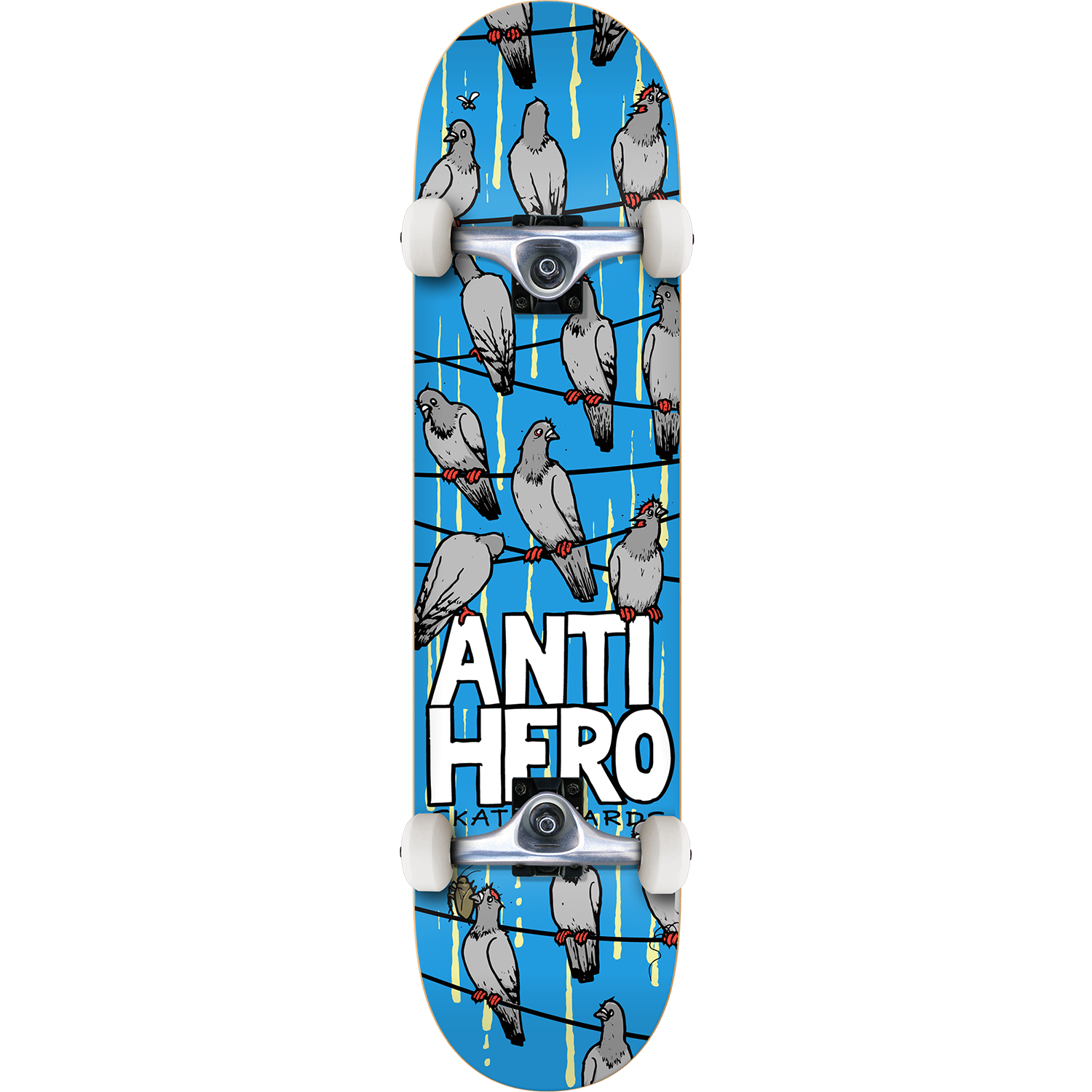 d3cebf2849ba Antihero Anti Hero Skateboards Conference Call Mid Complete ...