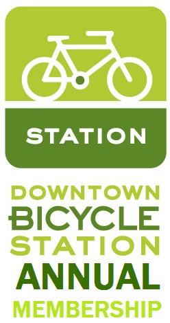 DBS Downtown Bicycle Station Annual Membership